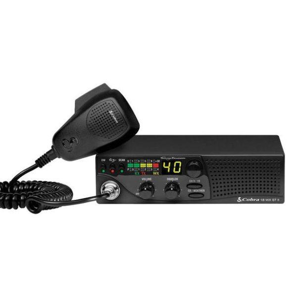 Cobra 18WXSTII Mobile CB Radio